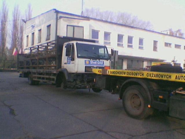 Pomoc Drogowa Euro Hol - 1