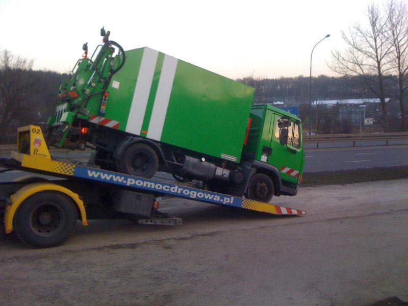Pomoc Drogowa Euro Hol - 46
