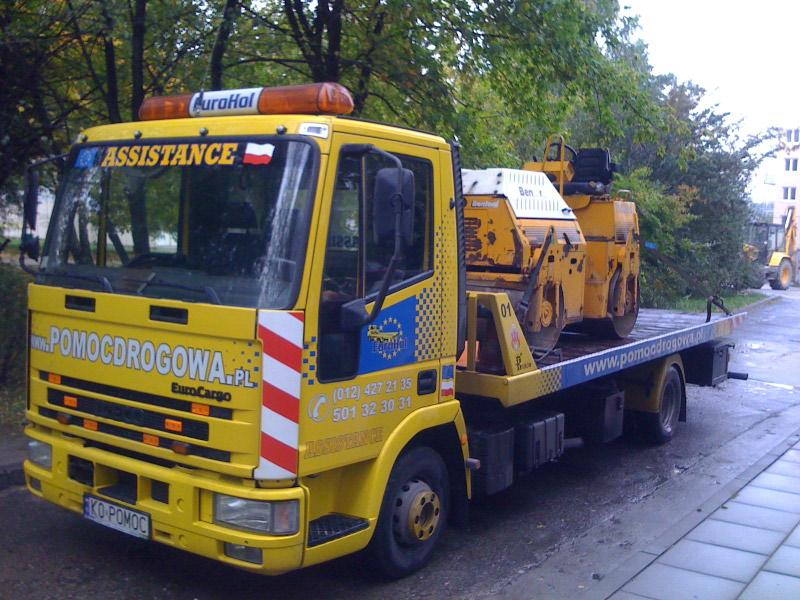 Pomoc Drogowa Euro Hol - 67