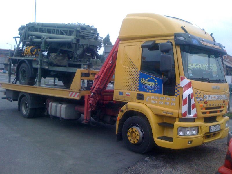 Pomoc Drogowa Euro Hol - 70