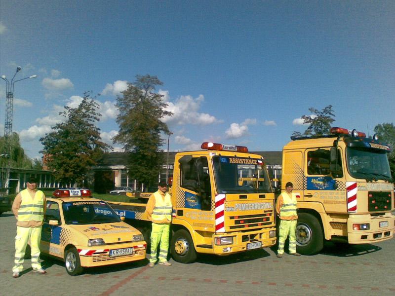 Pomoc Drogowa Euro Hol - 77