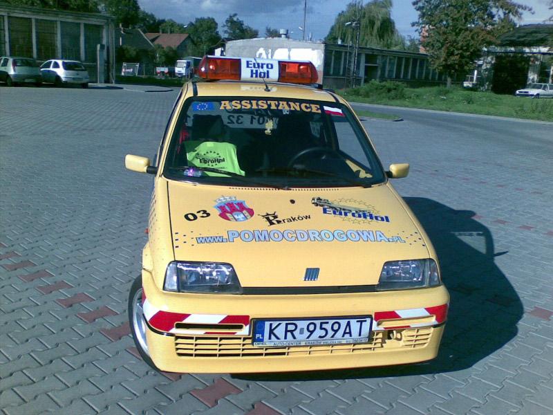 Pomoc Drogowa Euro Hol - 78