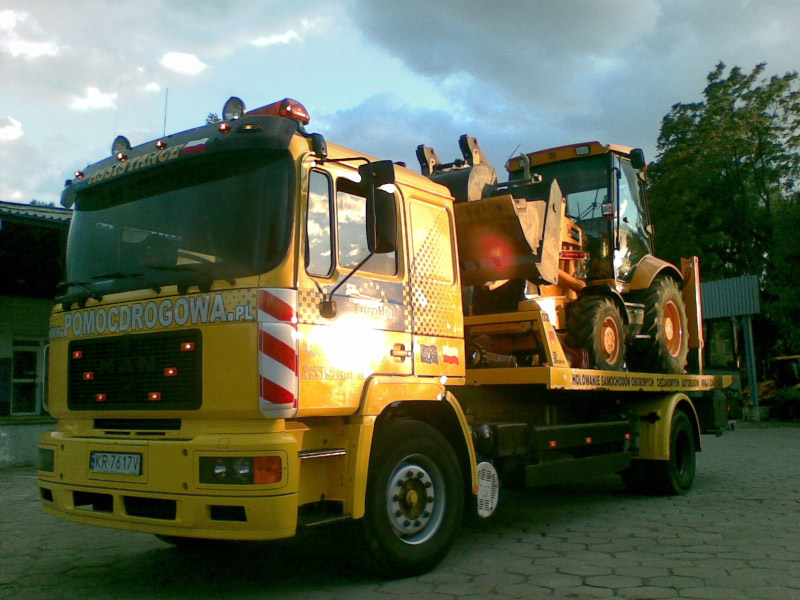 Pomoc Drogowa Euro Hol - 81