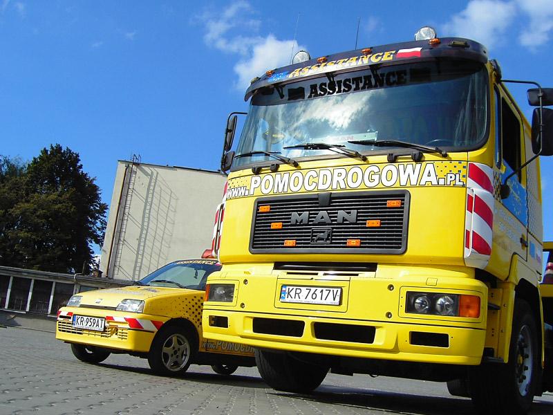 Pomoc Drogowa Euro Hol - 87