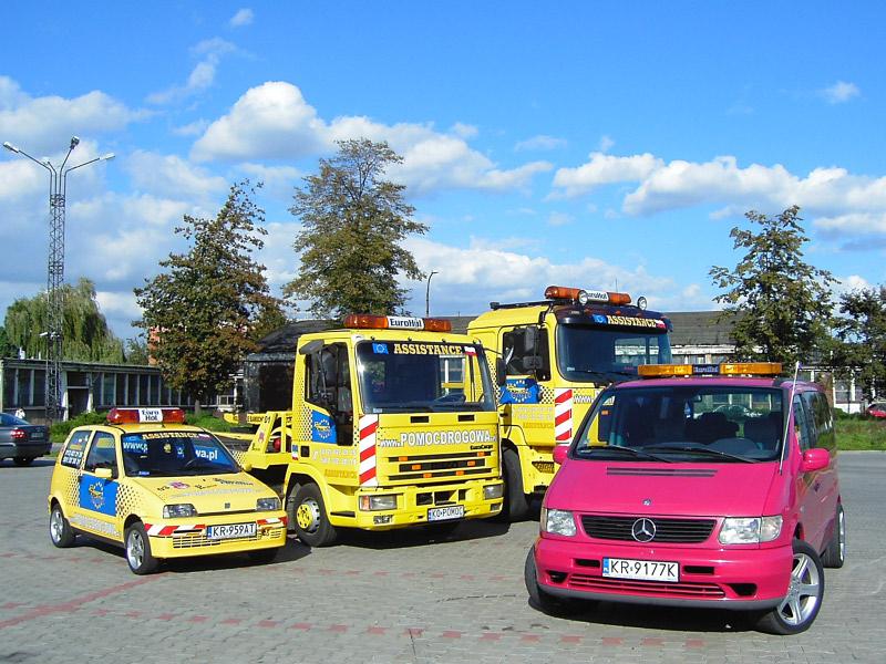 Pomoc Drogowa Euro Hol - 89