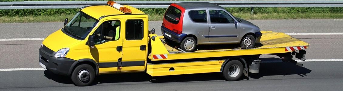Transport aut i maszyn na lawecie