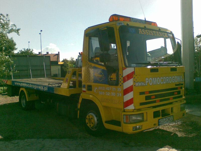 Pomoc Drogowa Euro Hol - 76