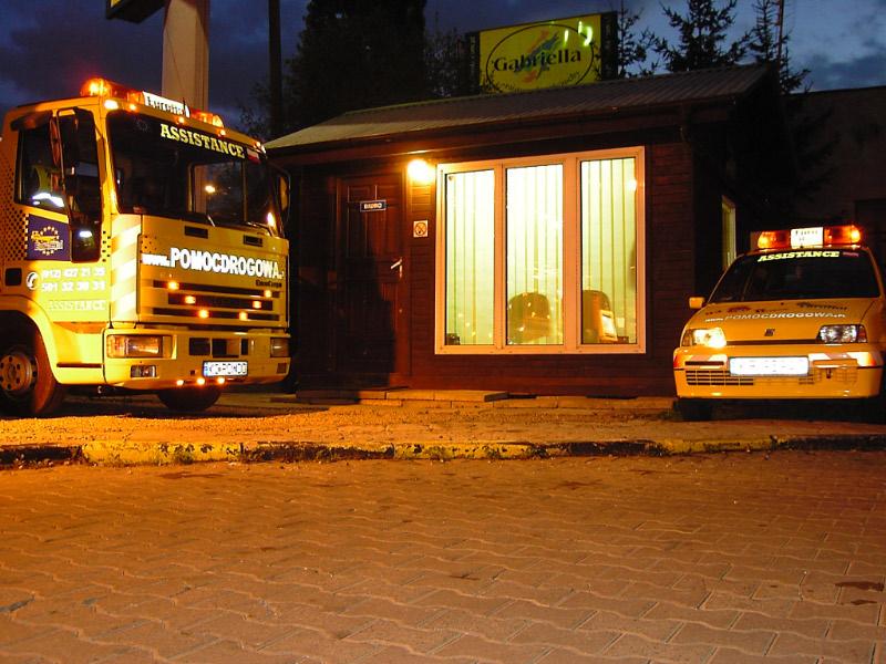 Pomoc Drogowa Euro Hol - 91